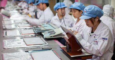 iPhone извън Китай