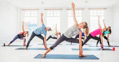йога курсове за начинаещи