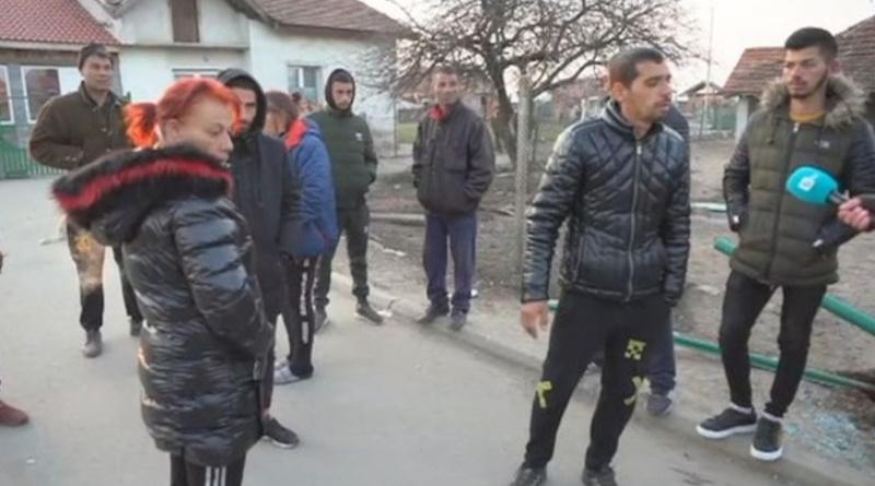 катастрофа ромската махала