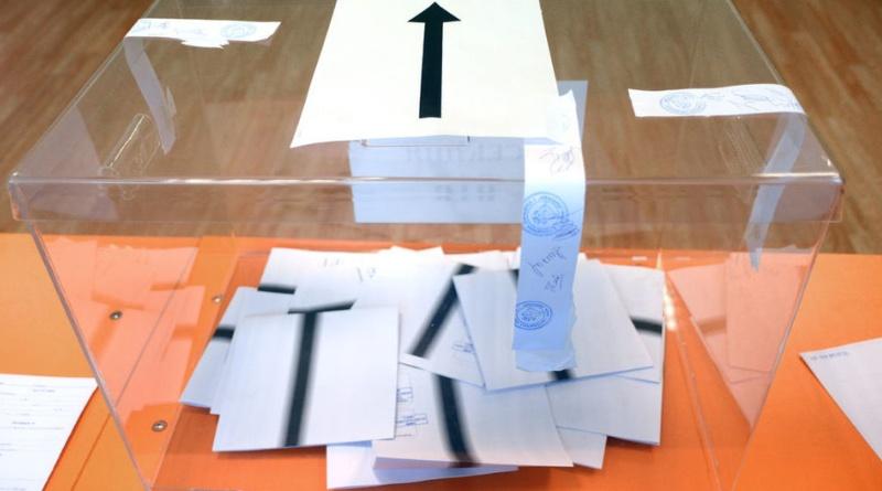 гласуват за първи път