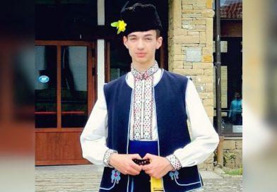 Валери Тодоров спечели трето място в конкурс за надиграване