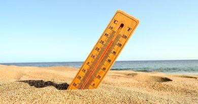 най-горещата седмица