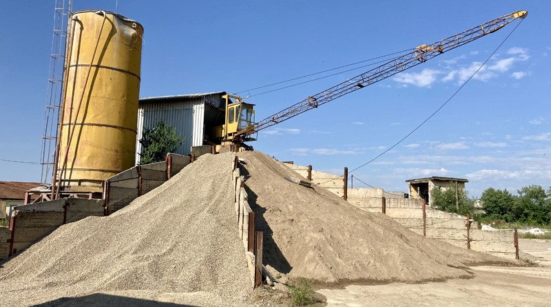 бетоновият възел